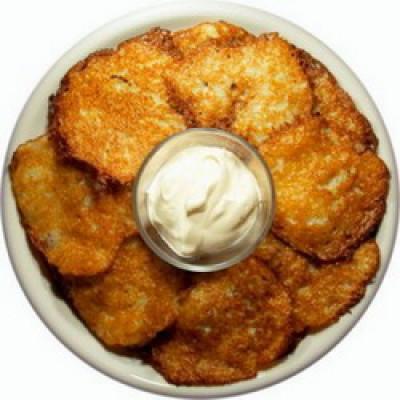 Драники картофельные (оледьи картофельные)